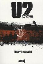 Couverture du livre « U2 » de Philippe Margotin aux éditions Etoiles