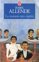 Couverture du livre « La maison aux esprits » de Isabel Allende aux éditions Lgf