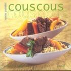 Couverture du livre « Couscous » de Nadjette Guidoum aux éditions Solar