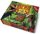 Couverture du livre « Escape box dinosaures » de Frederic Dorne aux éditions 404 Editions