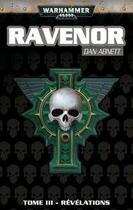 Couverture du livre « Ravenor III ; révélation » de Dan Abnett aux éditions Bibliotheque Interdite
