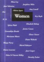 Couverture du livre « Women ; une anthologie de la poésie féminine américaine du XXe siècle » de Collectif aux éditions Le Temps Des Cerises