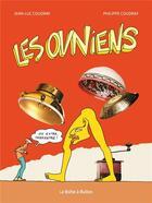 Couverture du livre « Les ovniens » de Philippe Coudray et Jean-Luc Coudray aux éditions La Boite A Bulles
