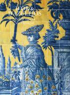 Couverture du livre « D'or & d'azulejos ; palais royaux du Portugal » de Collectif aux éditions Swan