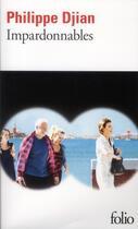 Couverture du livre « Impardonnables » de Philippe Djian aux éditions Gallimard