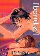 Couverture du livre « Bond(z) » de Toko Kawai aux éditions Taifu Comics