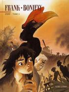 Couverture du livre « Zoo t.3 » de Frank et Philippe Bonifay aux éditions Dupuis