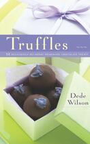 Couverture du livre « Truffles » de Wilson Dede aux éditions Harvard Common Press