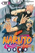 Couverture du livre « Naruto T.71 » de Masashi Kishimoto aux éditions Kana