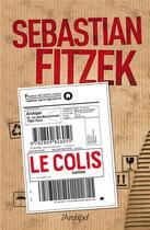 Couverture du livre « Le colis » de Sebastian Fitzek aux éditions Archipel