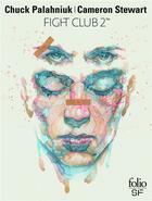 Couverture du livre « Fight club 2 » de Cameron Stewart et Chuck Palahniuk aux éditions Gallimard