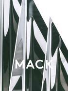 Couverture du livre « Heinz Mack » de Mathieu Poirier aux éditions Dilecta