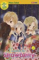 Couverture du livre « Nagatacho strawberry t.2 » de Sakai-M aux éditions Panini
