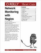 Couverture du livre « Network Monitoring with Nagios » de Taylor Dondich aux éditions O Reilly