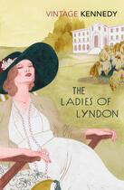 Couverture du livre « Ladies of lyndon » de Kennedy Margaret aux éditions Editions Racine