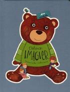 Couverture du livre « C'est mon imagier » de Severine Cordier et Cynthia Lacroix aux éditions Escabelle