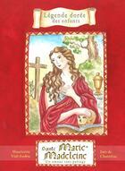 Couverture du livre « Sainte Marie-Madeleine » de Mauricette Vial-Andru et Judie aux éditions Saint Jude