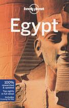 Couverture du livre « Egypt ; 12e édition » de Anthony Sattin aux éditions Lonely Planet France