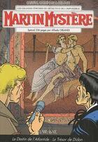 Couverture du livre « Martin mystère ; t.279 et t.308 » de Alfredo Castelli et Alfredo Orlandi aux éditions Clair De Lune