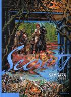 Couverture du livre « Secrets Samsara T.2 » de Michel Faure et Frank Giroud aux éditions Dupuis