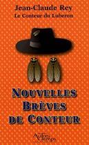 Couverture du livre « Nouvelles brèves de conteur t.2 » de Jean-Claude Rey aux éditions Autres Temps
