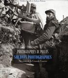 Couverture du livre « Photographies de poilus » de Lacaille/Peti aux éditions Somogy