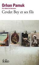Couverture du livre « Cevdet Bey et ses fils » de Orhan Pamuk aux éditions Gallimard
