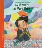Couverture du livre « Le lézard de pem-pem » de Marie Desbons et Jean-Francois Chabas aux éditions Magnard