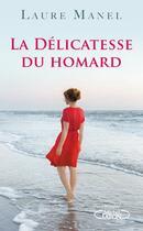 Couverture du livre « La délicatesse du homard » de Laure Manel aux éditions Michel Lafon