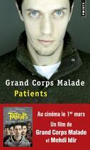 Couverture du livre « Patients » de Grand Corps Malade aux éditions Points