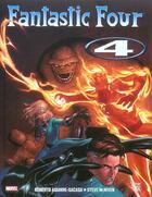Couverture du livre « Fantastic Four » de Steve Mcniven et Roberto Aguirre-Sacasa aux éditions Panini
