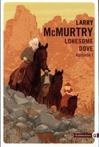 Couverture du livre « Lonesome Dove T.1 » de Larry Mcmurtry aux éditions Gallmeister