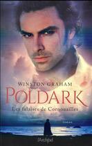 Couverture du livre « Poldark ; les falaises de Cornouailles » de Winston Graham aux éditions Archipel