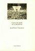 Couverture du livre « Carnet du jardin de la madeleine » de Jean-Pierre Chambon aux éditions Cadex