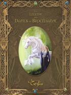 Couverture du livre « La légende des dames de Brocéliande » de Sandrine Gestin aux éditions Au Bord Des Continents
