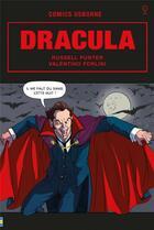 Couverture du livre « Dracula » de Bram Stoker et Russell Punter et Valentino Forlini aux éditions Usborne