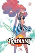 Couverture du livre « Radiant T.3 » de Tony Valente aux éditions Ankama