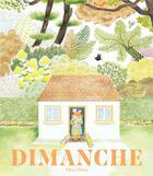 Couverture du livre « Dimanche » de Fleur Oury aux éditions Les Fourmis Rouges