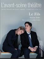 Couverture du livre « Fils (le) » de Florian Zeller aux éditions Avant-scene Theatre