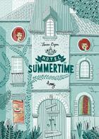 Couverture du livre « Hotel summertime t.1 ; Amy » de Louise Byron et Thibaut Rassat aux éditions Pere Castor