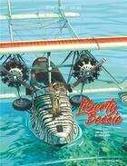 Couverture du livre « Liberty Bessie T.2 ; sur la trace des Maylaros » de Jean-Blaise Djian et Vincent et Pierre-Roland Saint-Dizier aux éditions Vents D'ouest