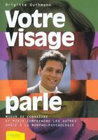 Couverture du livre « Visage Parle (Votre) » de Brigitte Guthmann aux éditions Ambre