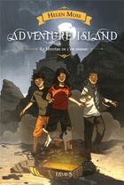 Couverture du livre « Adventure island ; le mystère de l'or disparu » de Yann Tisseron et Helen Moss aux éditions Fleurus