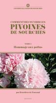 Couverture du livre « Comment découvrir les pivoines de Sourches t.1 ; hommage aux poilus » de Benedicte De Foucaud aux éditions Le Livre D'art