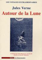 Couverture du livre « Autour de la Lune » de Jules Verne aux éditions Jmg