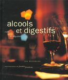 Couverture du livre « Alcools Et Digestifs » de Jon Beckmann aux éditions Proxima