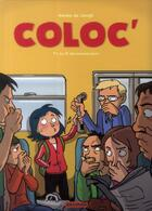 Couverture du livre « Coloc t.1 » de Aimee De Jongh aux éditions Paquet