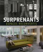 Couverture du livre « Ouah ! espaces reconvertis » de Fajardo. Julio/ aux éditions Vilo
