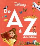 Couverture du livre « De A à Z ; abécédaire Disney » de Disney aux éditions Disney Hachette