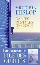 Couverture du livre « Cartes postales de Grèce » de Victoria Hislop aux éditions Les Escales